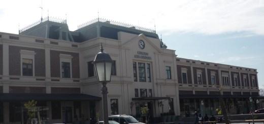 Estación de Trenes Alta Cordoba - cronicasferroviarias