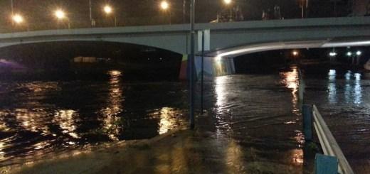 Costanera inundada - Martin Aguirre