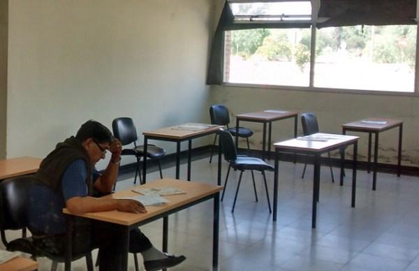 Rindiendo curso teorico para el carnet en Cordoba