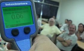 Resultado 006 en control de alcoholemia con aparato digital activo