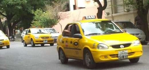 taxi-circulando