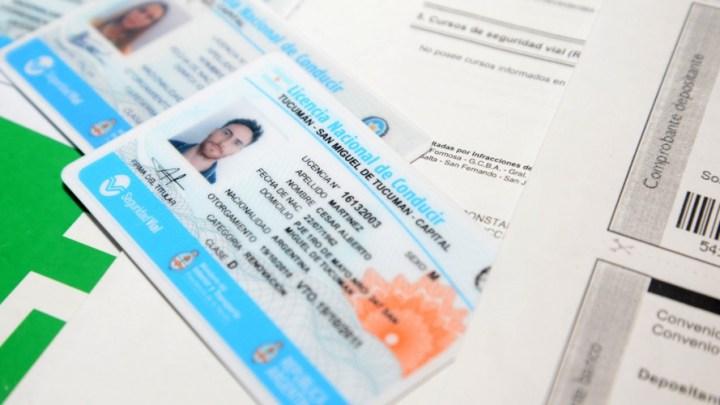 Carnet de conducir nacional