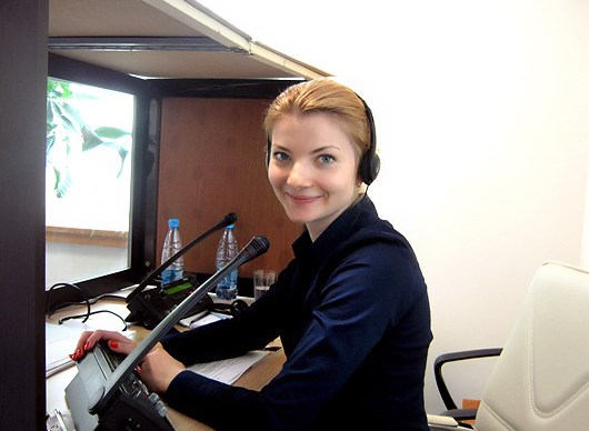 Conference Interpreter in Astana