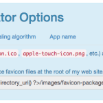 Replace WordPress default favicon – and add a full package of icons for mobile and desktop