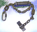 Custom Trap Rig For The Alaskan #9 Wolf Trap