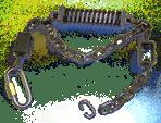 Bridger Brawn #9 Trap Rig Assembly