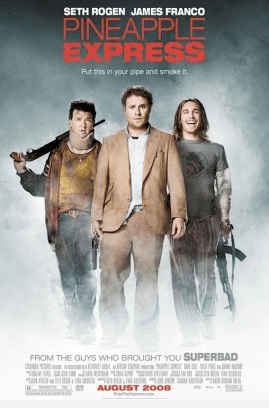 'Pineapple Express' a killer bud comedy