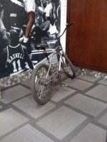 Lou Amundson's bike
