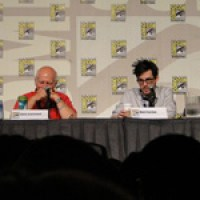 Pics from Comic Con - Day 3