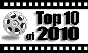 Top 10 movies of 2010
