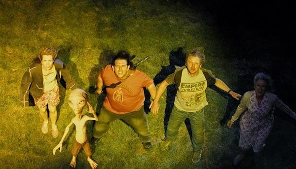 Paul stars Simon Pegg, Nick Frost, Seth Rogen and Kristen Wiig