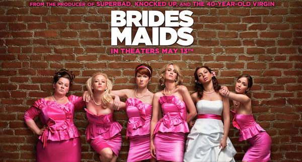 Kristen Wiig stars in Bridesmaids