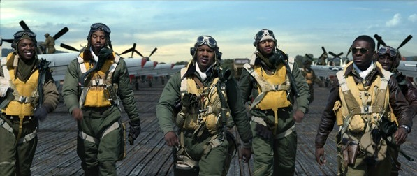 Red Tails cast