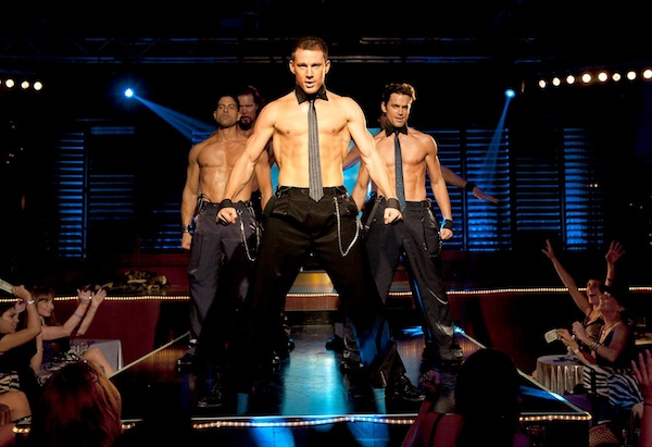 Magic Mike now playing