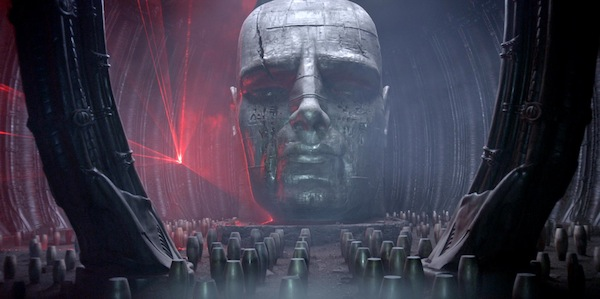 Scott stumbles with 'Prometheus'