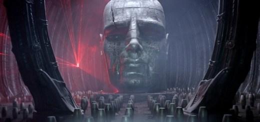 The alien temple in Prometheus