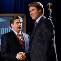 Galifianakis and Ferrell win votes with 'The Campaign'