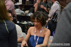 Evangeline Lilly at Comic Con 2013