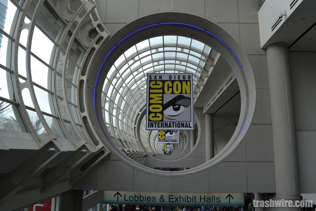 Comic Con 2013 photo album
