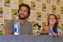 Jason Momoa at Comic Con 2013