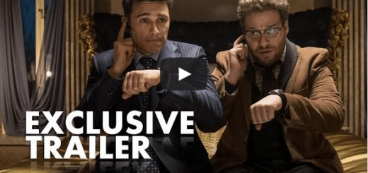 Trailer for The Interview