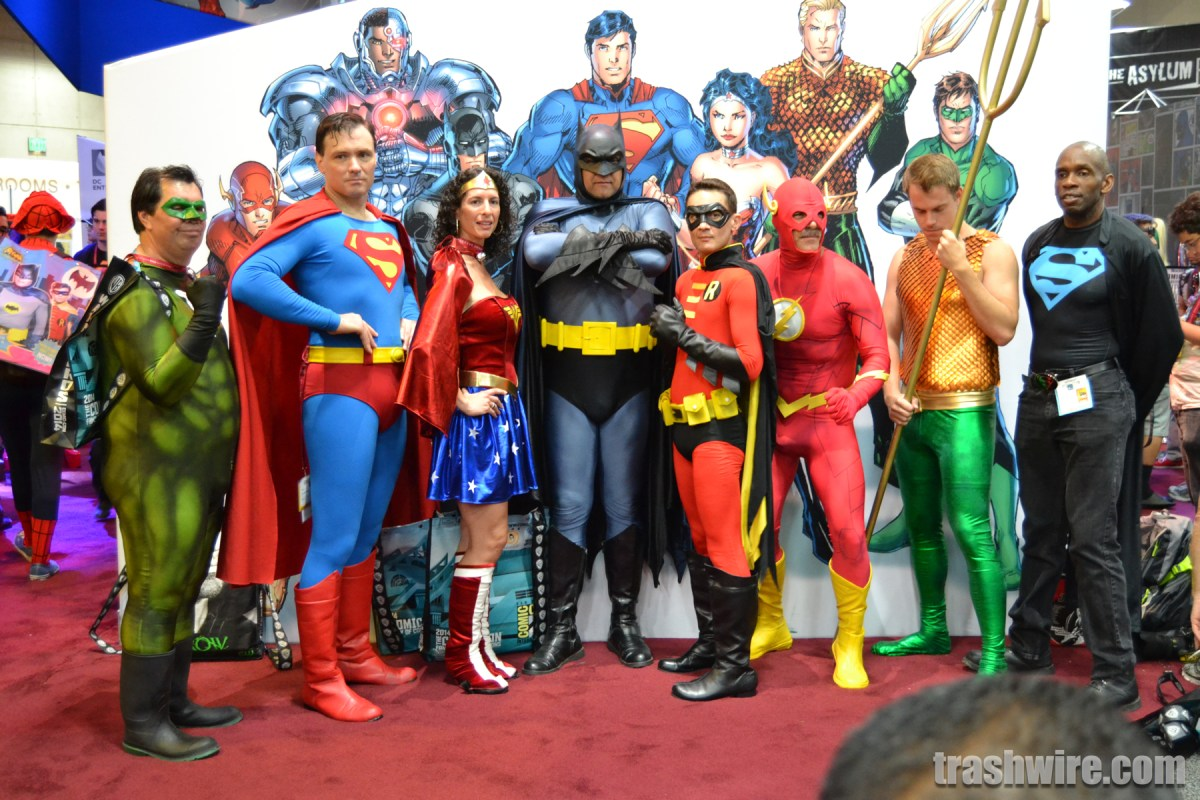 Comic Con 2014 photos and updates