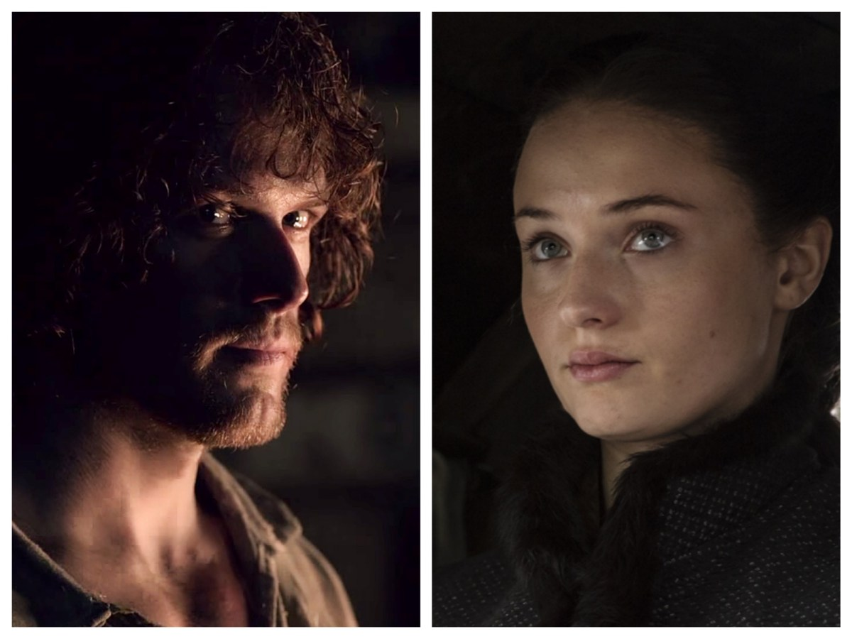 Game of Thrones, Outlander, and TV's rape craze