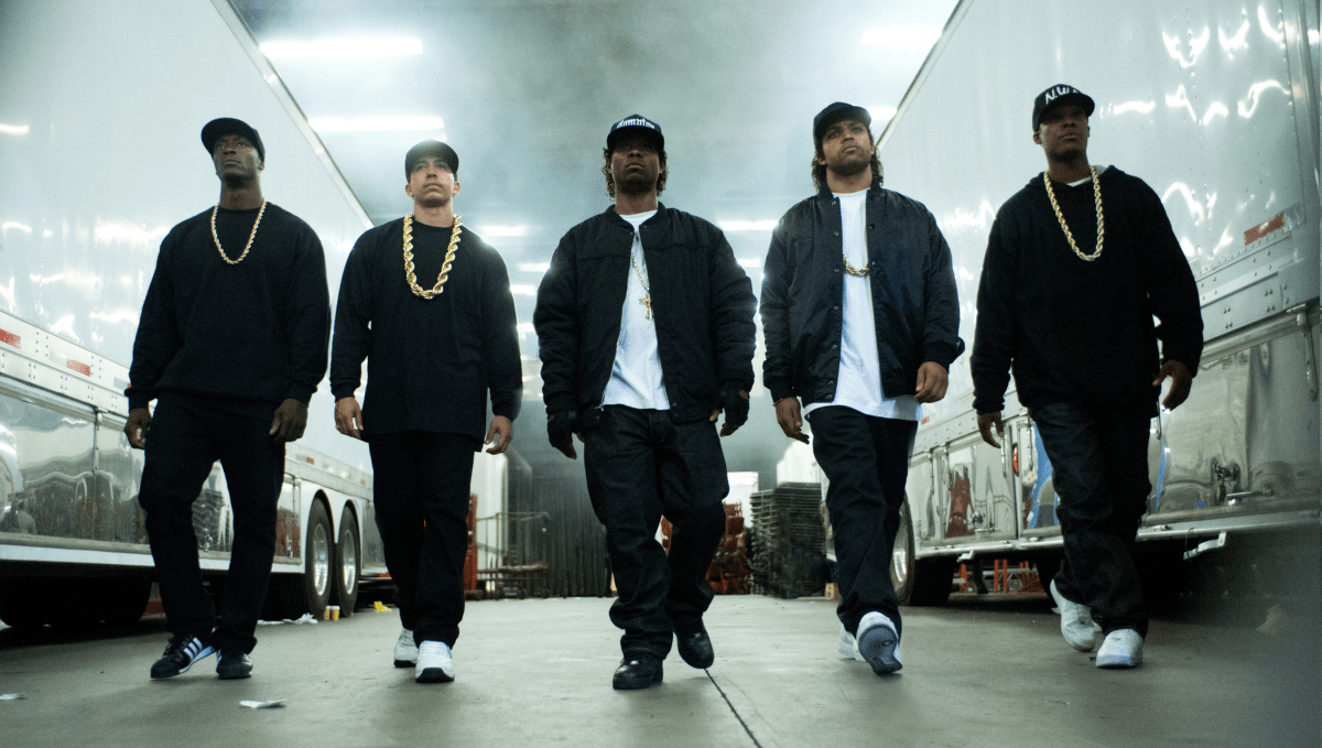 'Straight Outta Compton' does justice to hip hop legends