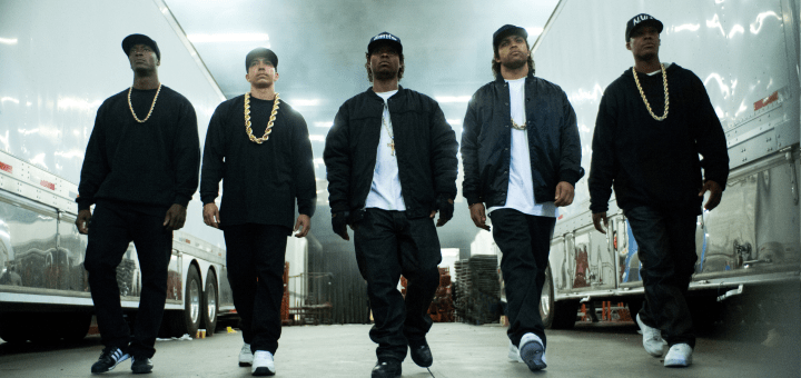 Straight Outta Compton is one of the best movies of the year