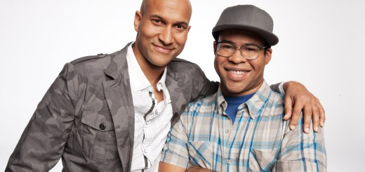 Keegan-Michael Jey and Jordan Peele of Key & Peele - Photo Credit: Ian White