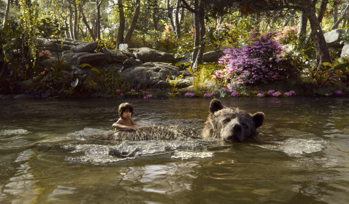 'The Jungle Book' a respectful reboot with modern-day flare