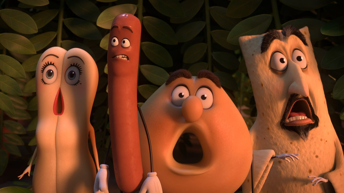 'Sausage Party' only aims for low-hanging comedy fruit