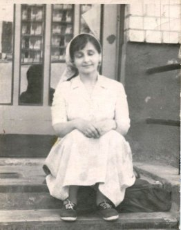 Вильнюс, ул. Антакалнё, 1966