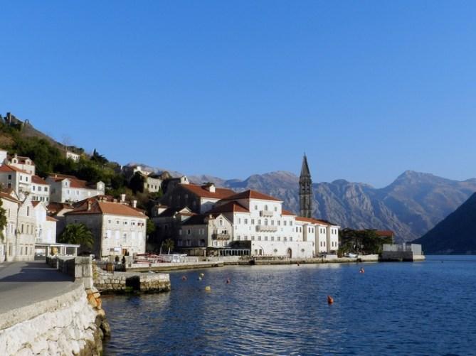 Достопримечательности Черногории: Пераст