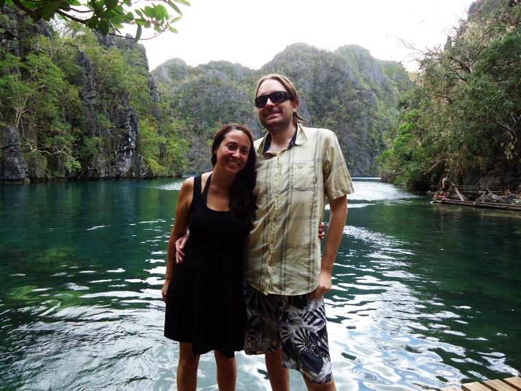 Kayangan Lake - Coron Island, Palawan