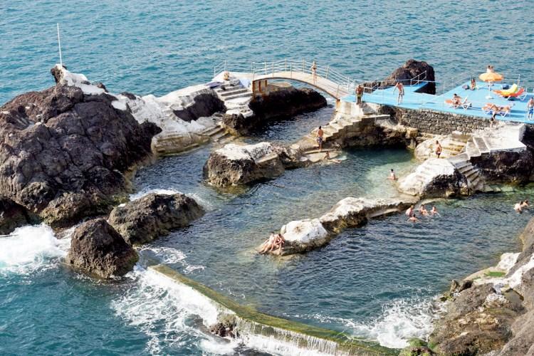 Badefreuden bei Funchal