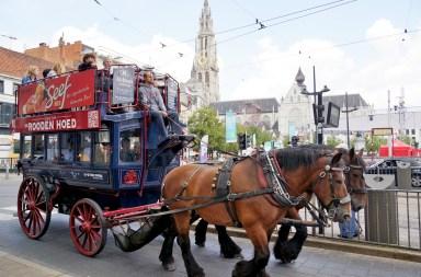 Mit der Pferdekutsche die Stadt erkunden