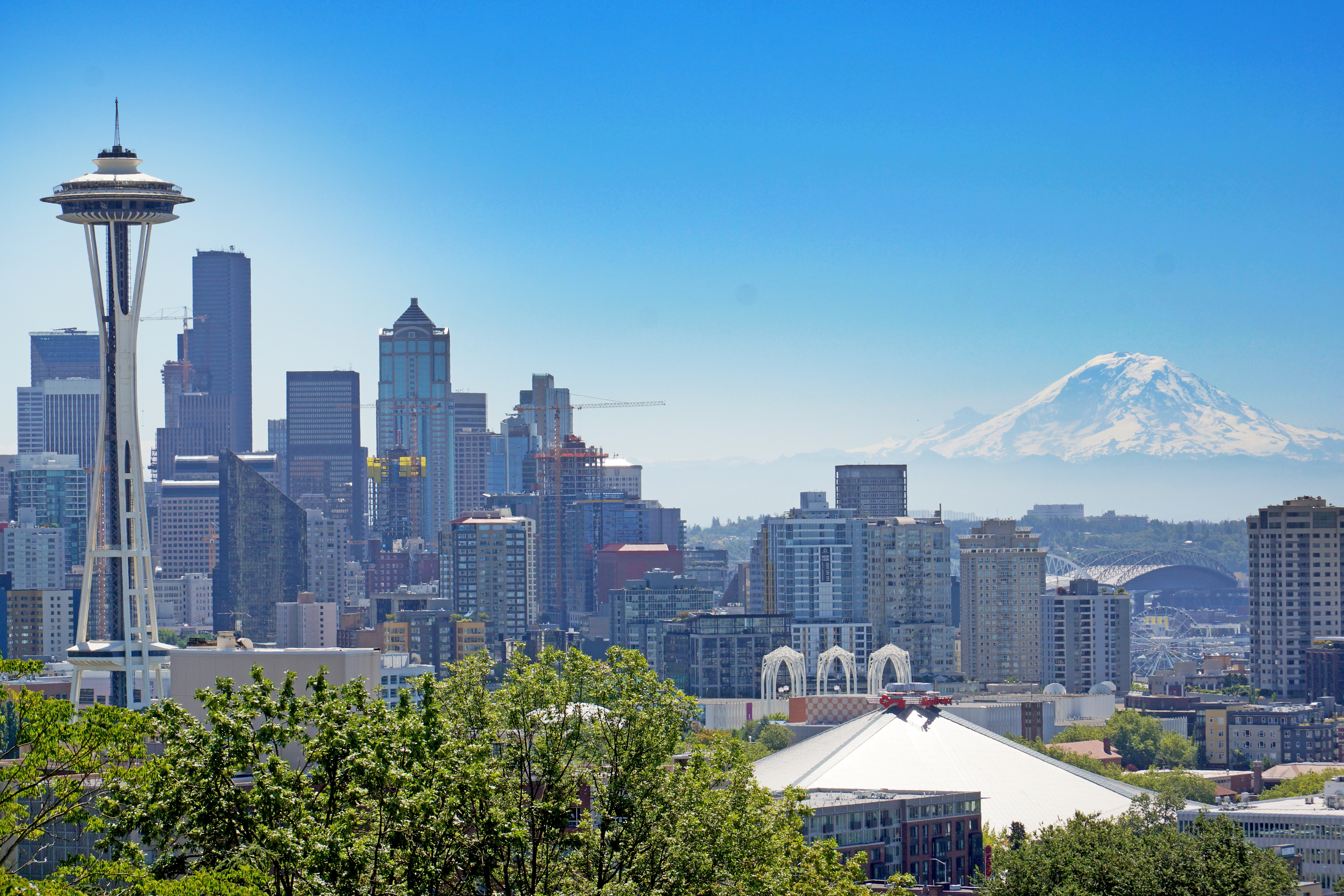 Seattle – Stadt in Smaragd – Travel-M