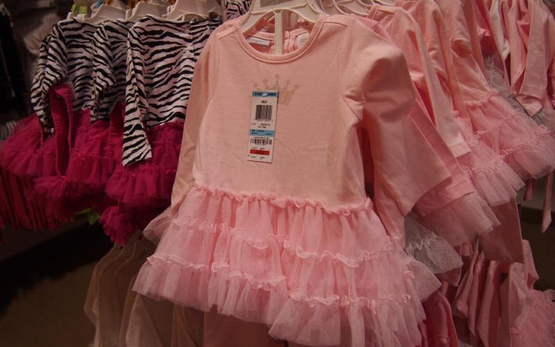 macy'sの子供服