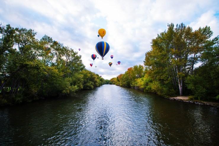Boise Idaho Balloon 2