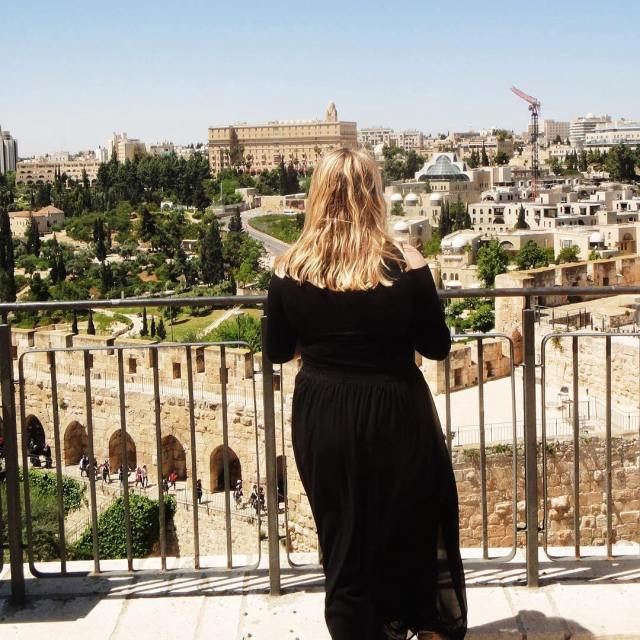 Jerusalem was a magical place Check out my new posthellip