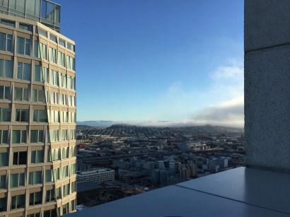 San Francisco, Karl, Nebel