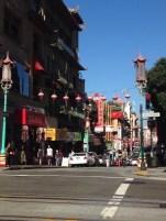 straßenschmuck, chinatown, san francisco
