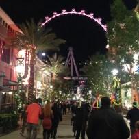 Attraktion, Touristenattraktion, Sehenswürdigkeit, Highroller, Riesenrad, Fahrgeschäft, Ausblick, Las Vegas, Amerika,