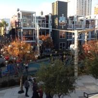Attraktion, Touristenattraktion, Sehenswürdigkeit, Containerpark, Las Vegas, Downtown