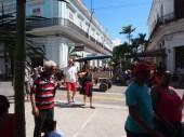 Cienfuegos, Einkaufsstraße, Ladenstraße, Fußgängerzone, Kuba