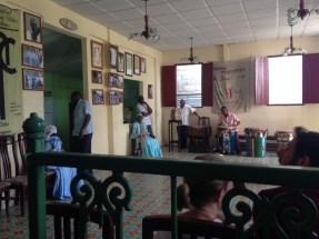 La Tumba Francesa, Tanzaufführung, Guantánamo