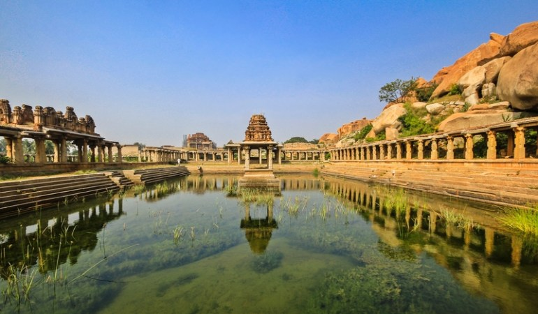 Why Go Now: Hampi