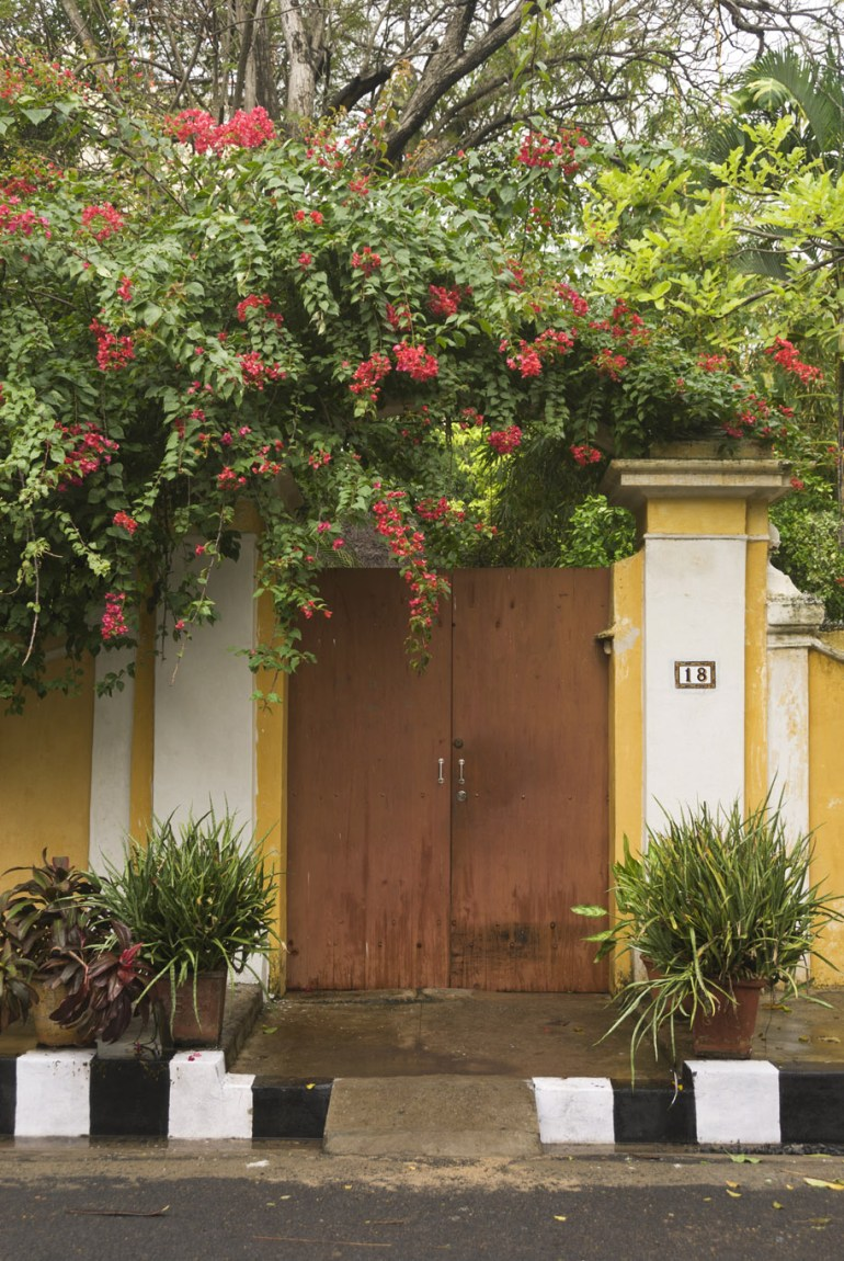 The quaint French Quarter of Puducherry are perfect to spend a long weekend.