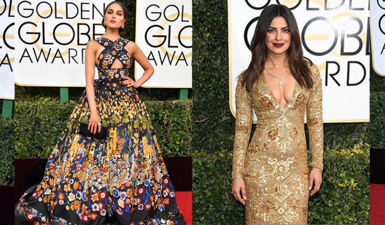 Golden Globe Awards 2017: Most Fashionable Moments